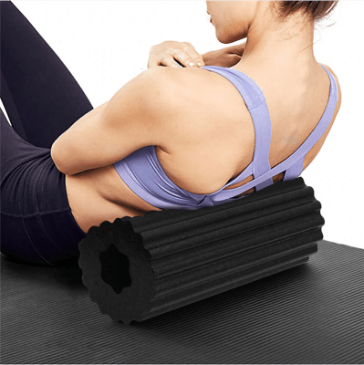 Hátfájásra, masszírozó gyakorlatokra alkalmas szivacshenger