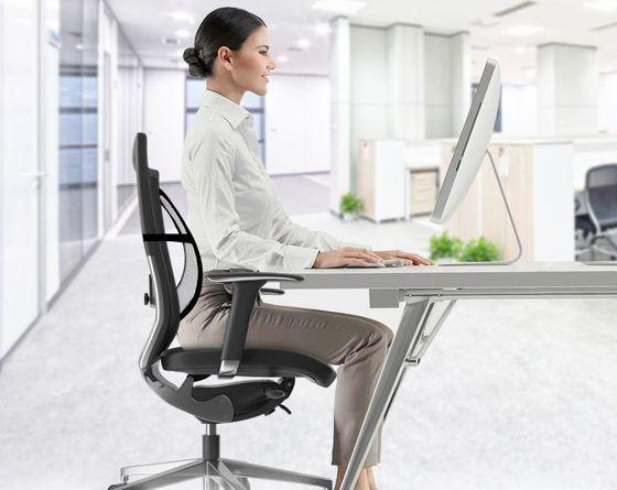 Deréktámasz székhez irodai használatra